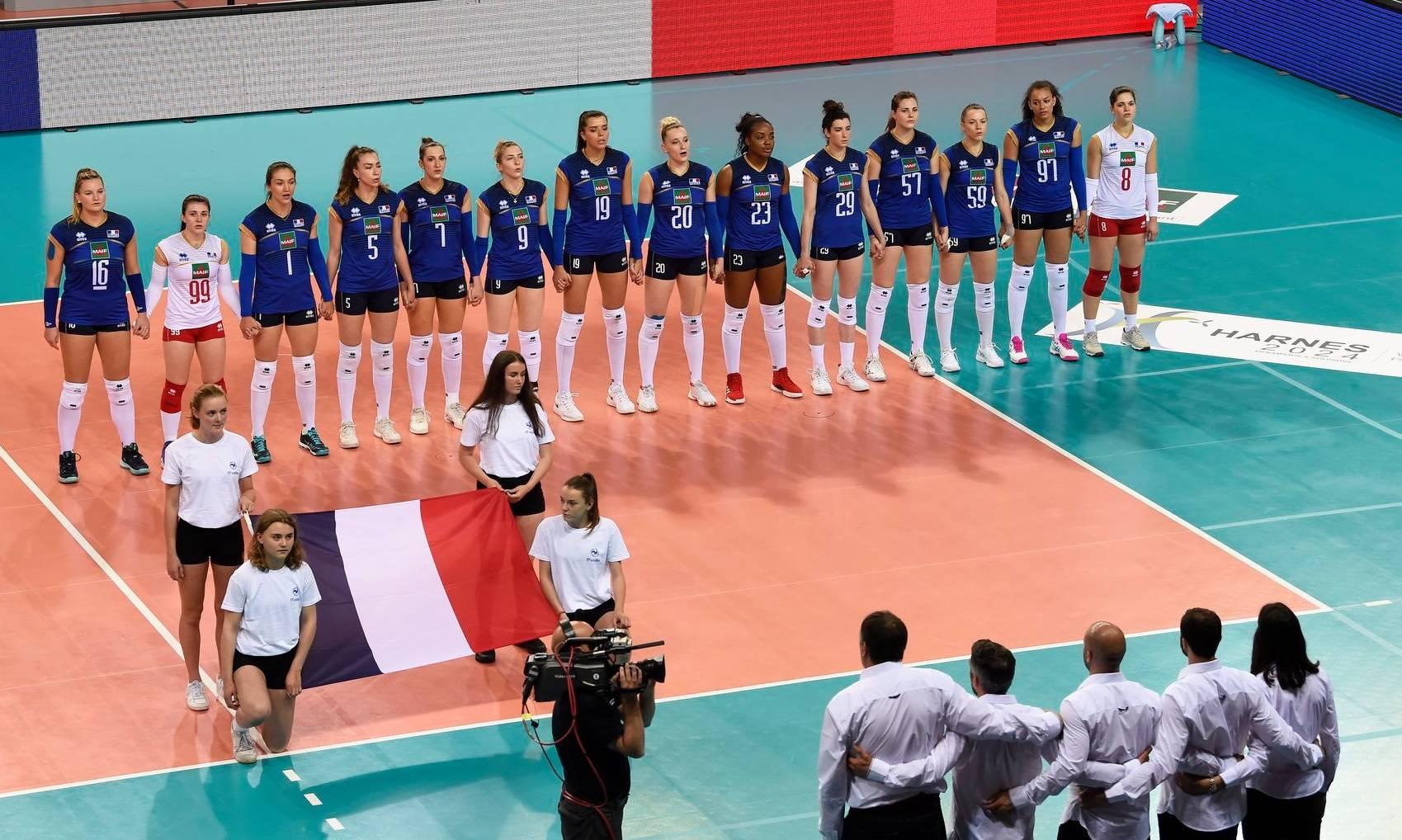 L'Equipe de France se fait plaisir avec son match amical contre la Suisse
