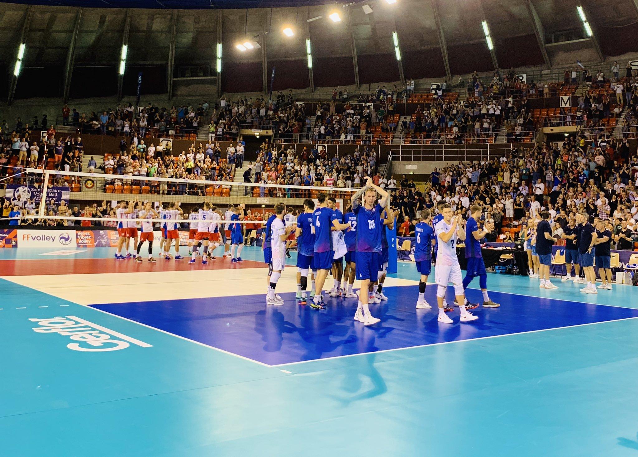 La France gagne son match de préparation contre la République Tchèque