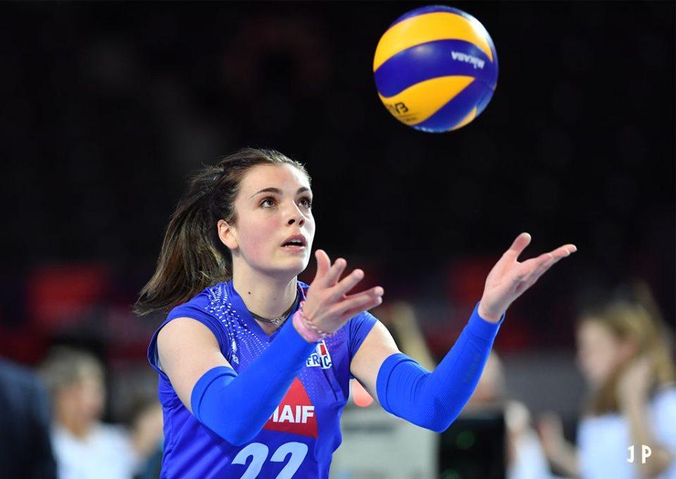 Des news de Manon Moreels suite à sa blessure lors du match France ♀ – ⚡ – Serbie ♀