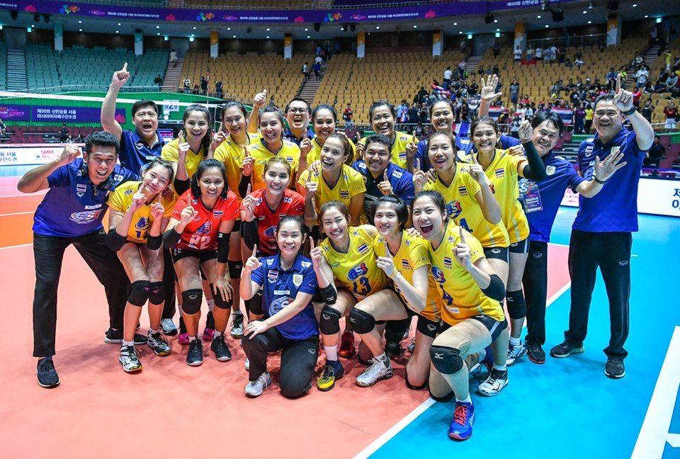 La Thailande accède à la finale du Championnat d'Asie 2019 en battant la Chine dans un match épique