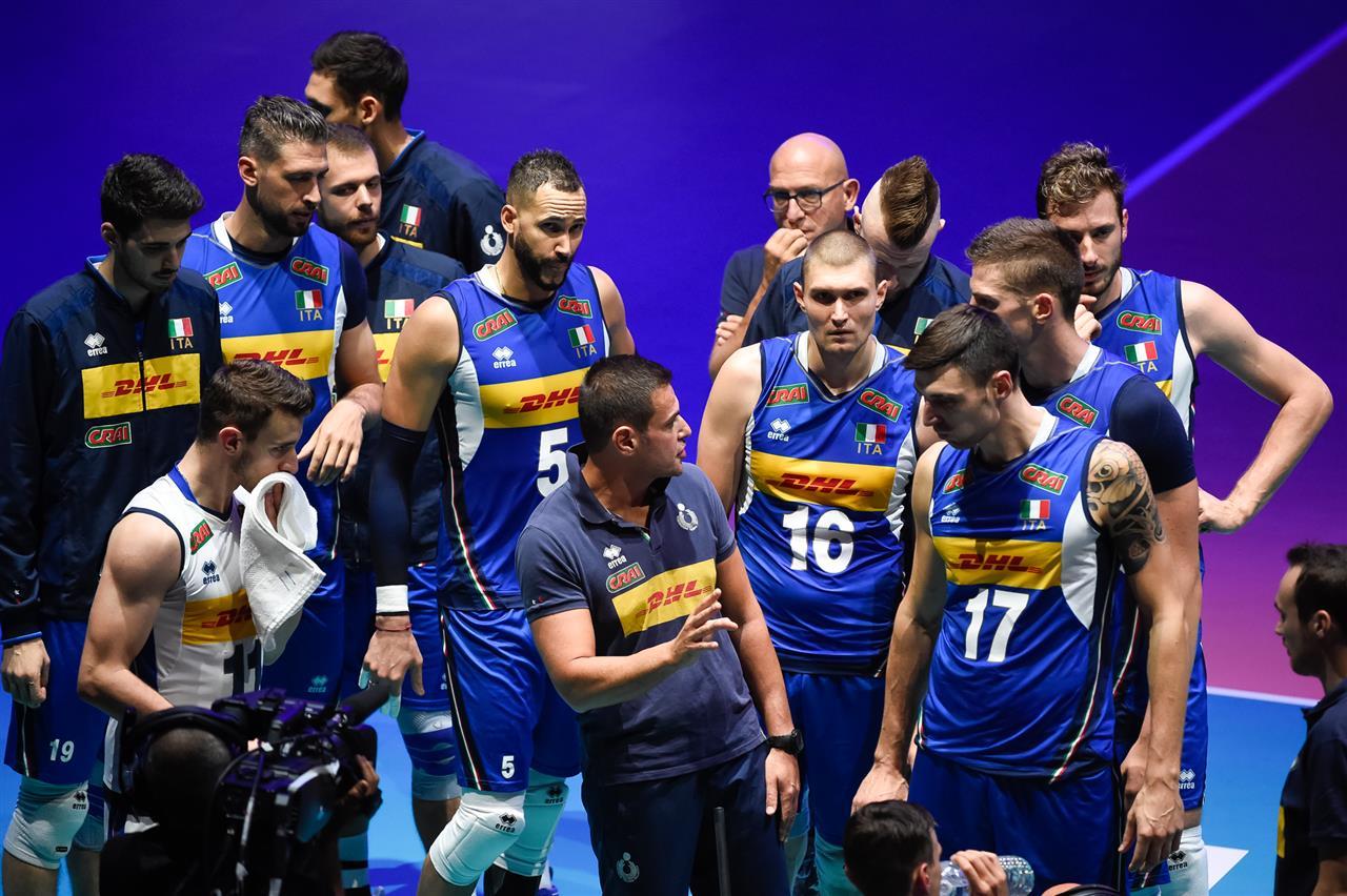 La France rencontrera l'Italie (une fois de plus) en quart de finale de l'EuroVolley 2019