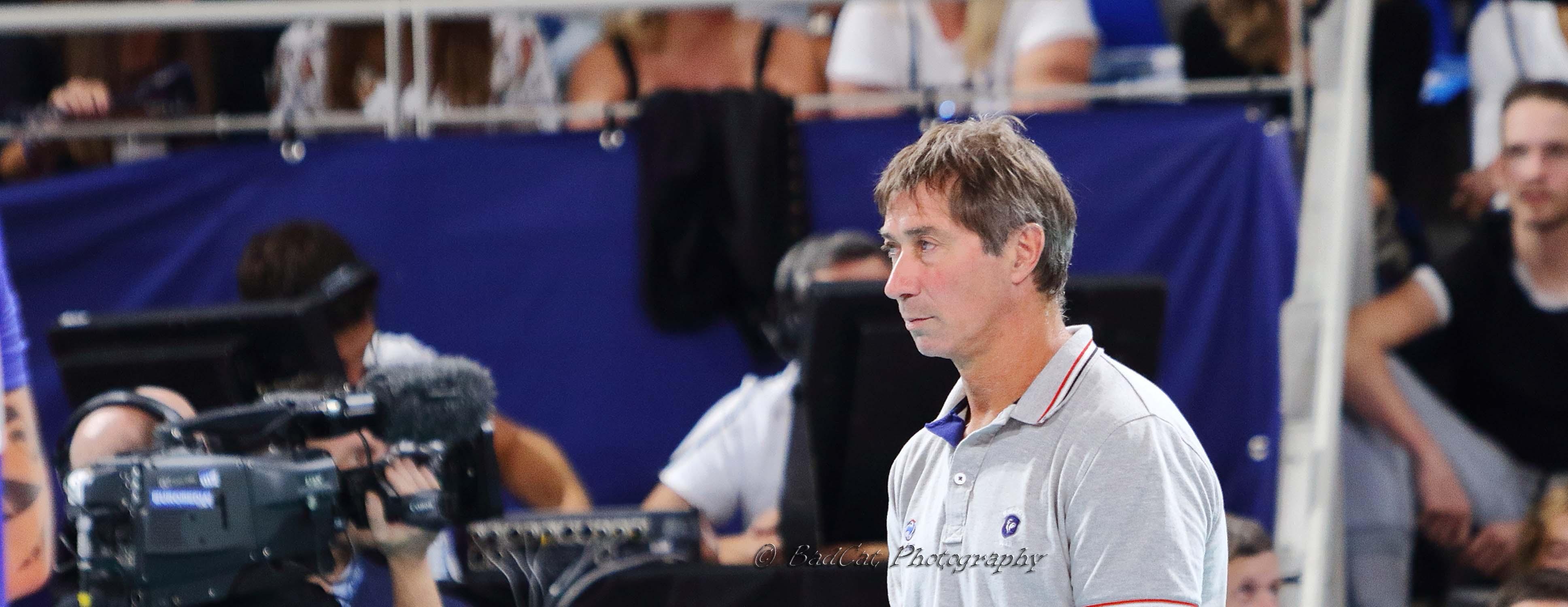 Laurent Tillie convoque 17 joueurs pour préparer le TQO de Berlin