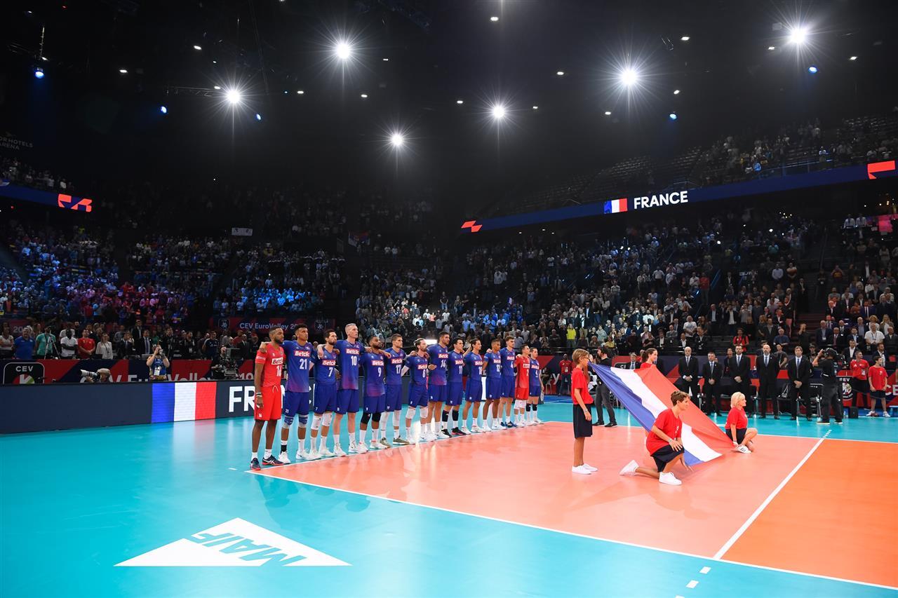 Deux tricolores froissés lors de l'EuroVolley 2019 : Earvin Ngapeth et Stéphen Boyer