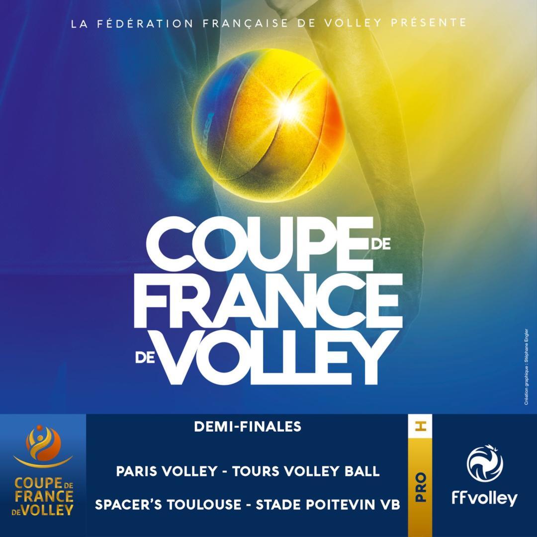 Le Final 4 de la Coupe de France Masculine