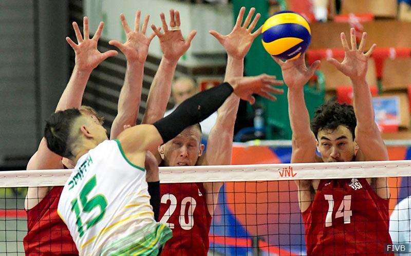 Micah Ma'a : News avec le Stade Poitevin Volley Beach & Interview par World of Volleyball
