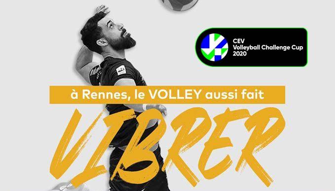 Avec Rennes Volley 35, le Volley-Ball n'est pas qu'un sport mais aussi une aventure