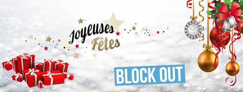 Block-Out vous souhaite de joyeuses fêtes de fin d'année !