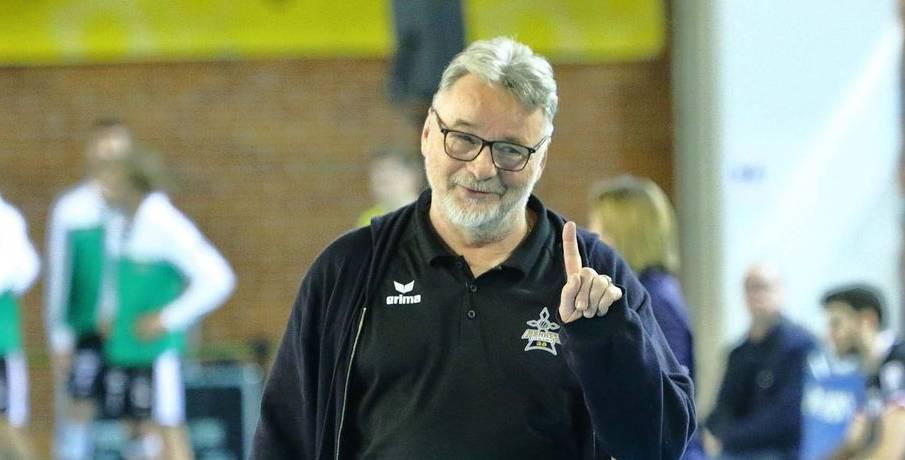 Le coach de Rennes Volley 35 Nikola Matijašević interviewé par World of Volleyball