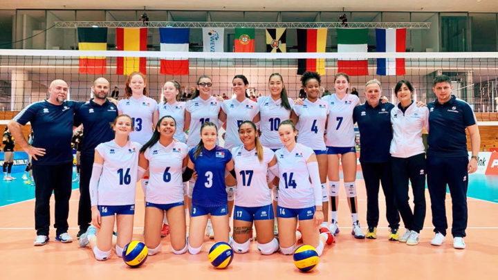 L'Equipe de France Féminine U17 connait sa poule au prochain TQE
