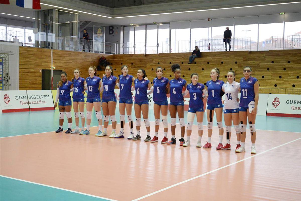 Le match du Tournoi Féminin WEZVA U18 France ⚡ Belgique sera retransmis en direct et en clair ici
