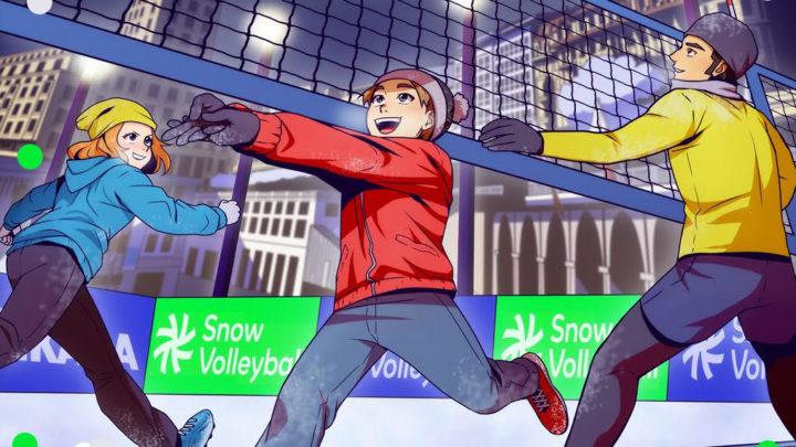 Les épreuves des JOJ de Snow Volley-Ball de Lausanne déplacés à Bretaye au dernier moment