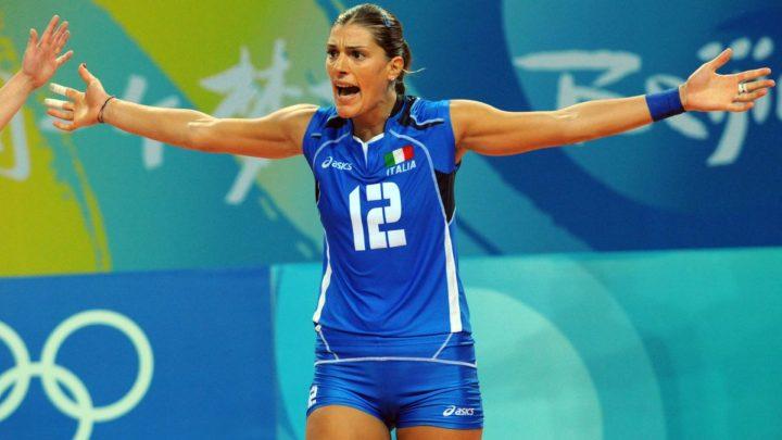 A 41 ans, l'italienne Francesca Piccinini revient au plus haut niveau avec UYBA Volley (Busto Arsizio) !