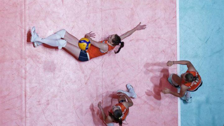 La Fédération de Volley-Ball des Pays-Bas en crise sportive et financière