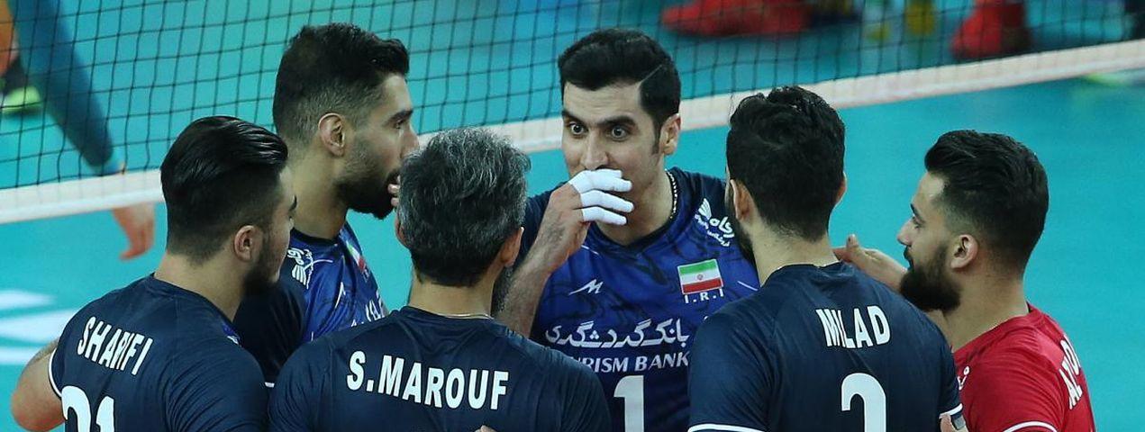 L'Iran se qualifie aux Jeux Olympiques de Tokyo 2020 en gagnant contre la Chine chez elle à Jiangmen