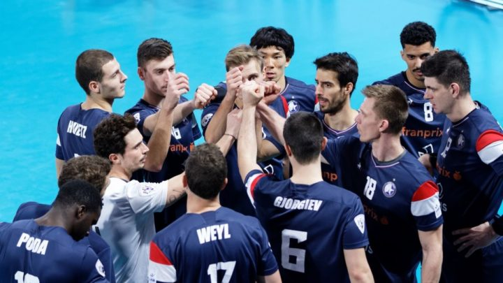 Paris Volley délocalise sa rencontre avec Tours afin de battre le record d'affluence d'un match
