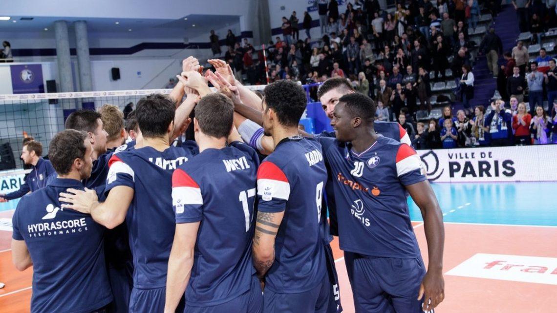 La grande fête du Volley au Vélodrome de Saint-Quentin-en-Yvelines entre Paris et Tours est annulée