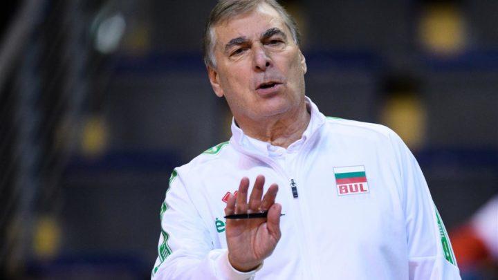 Silvano Prandi quitte son poste de Sélectionneur de l'Equipe Masculine de Bulgarie