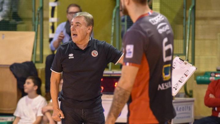 Silvano Prandi prolonge avec Chaumont jusqu'en 2022