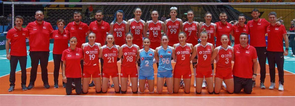 L'Equipe Féminine de Turquie s'offre le ticket olympique en battant l'Allemagne