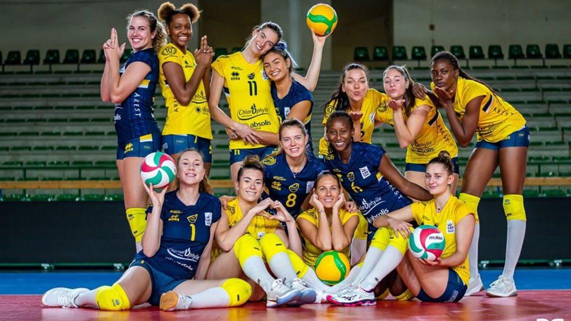 En Ligue A Féminine, Nantes prend le dessus sur Mulhouse, Cannes en profite !