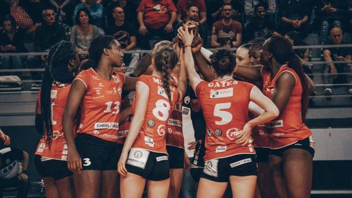 Le Volley-Ball Club de Chamalières récompensé pour ses performances par sa région