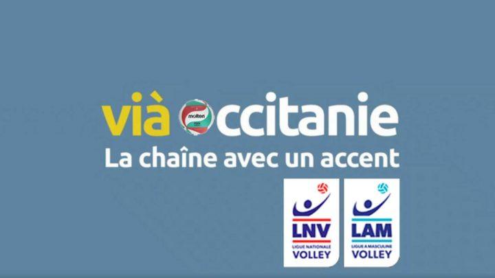 La chaîne ViàOccitanie diffusera aussi le match Narbonne ⚡ Montpellier Castelnau