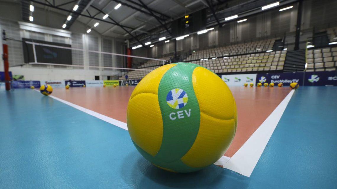 Les deux matchs de Quart de Finale de La Ligue des Champions entre Jastrzębski Węgiel et Itas Trentino se joueront en Slovénie