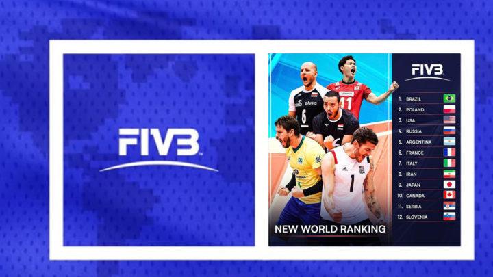 La France est la 6ème nation au classement FIVB (Monde) et 4ème au classement CEV (Europe)