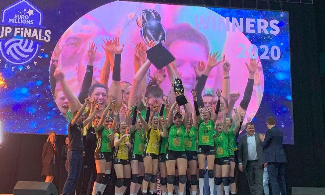 Ostende remporte sa 7ème Coupe de Belgique