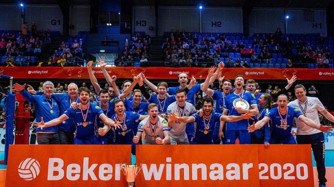 Lycurgus Groningen remporte la Coupe des Pays-Bas