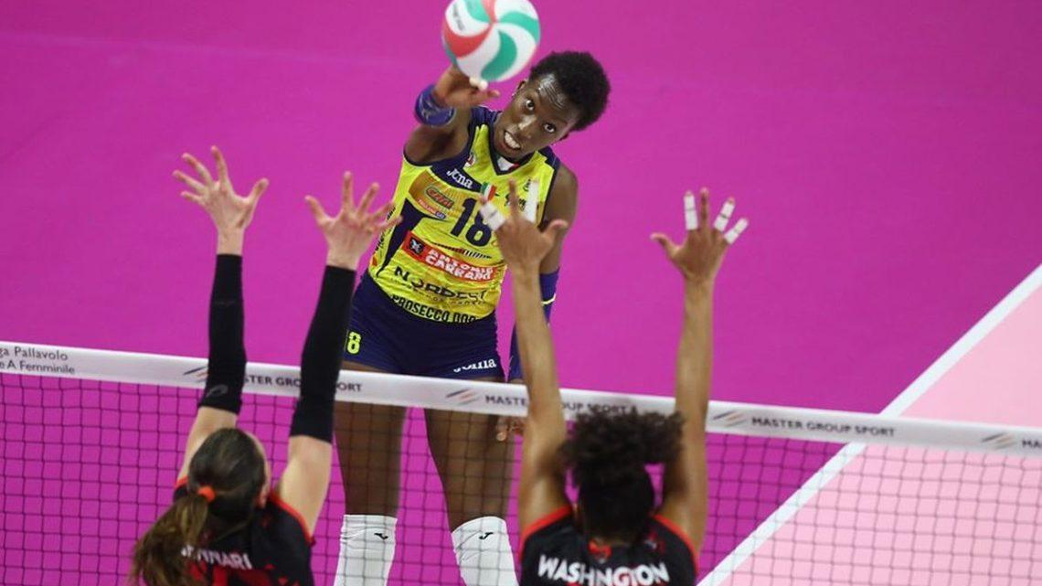 Les Séries A1 et A2 de la Ligue Féminine Italienne sont suspendues
