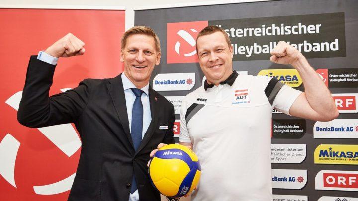 La Fédération Autrichienne de Volley-Ball a choisi son nouveau Sélectionneur de l'Equipe Nationale Masculine, le slovène Radovan Gačič