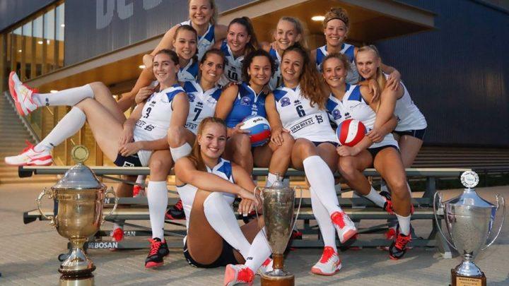 Le club féminin néerlandais de Sliedrecht remporte sa 5ème Coupe des Pays-Bas
