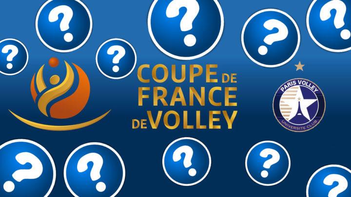 « Dans tous les cas de figure, le Paris Volley refusera catégoriquement de jouer les phases finales de la Coupe de France à l'issue de la saison régulière »