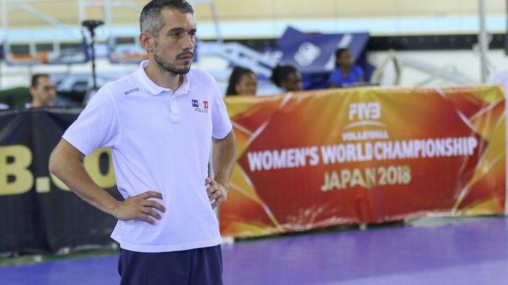 Le coach Félix André et le Pays d'Aix Venelles Volley-Ball se séparent après 6 ans de collaboration