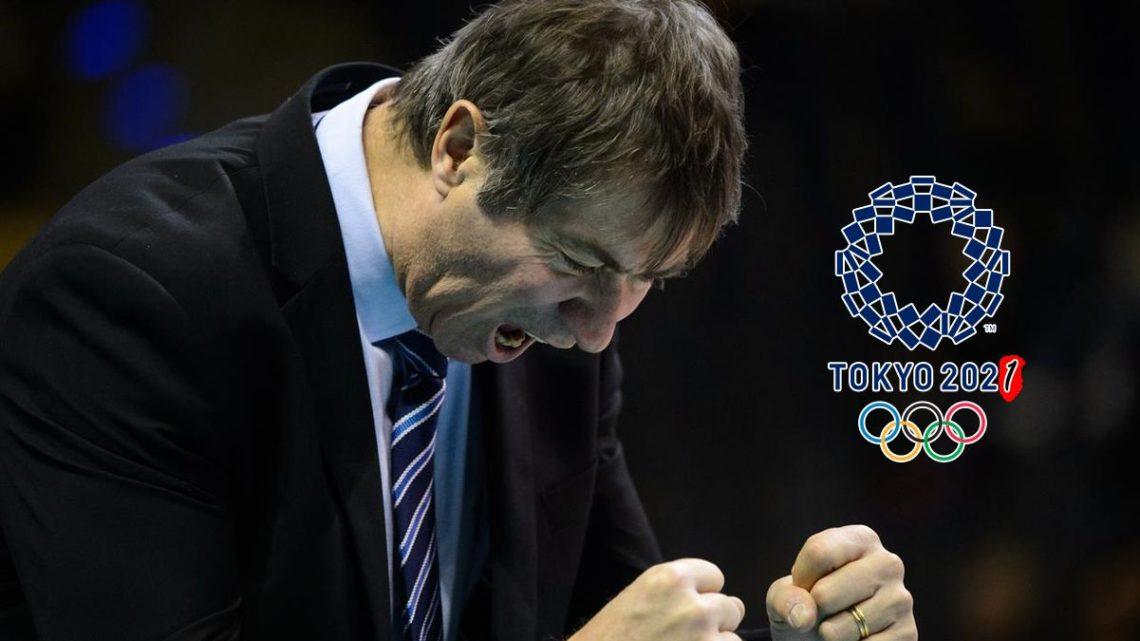 Laurent Tillie coachera l'Equipe de France aux Jeux Olympiques de Tokyo en 2021