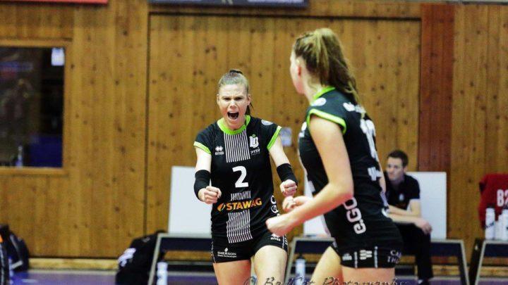 Le VCMB LM annonce le retour d'une passeuse belge et bretonne en Ligue A Féminine