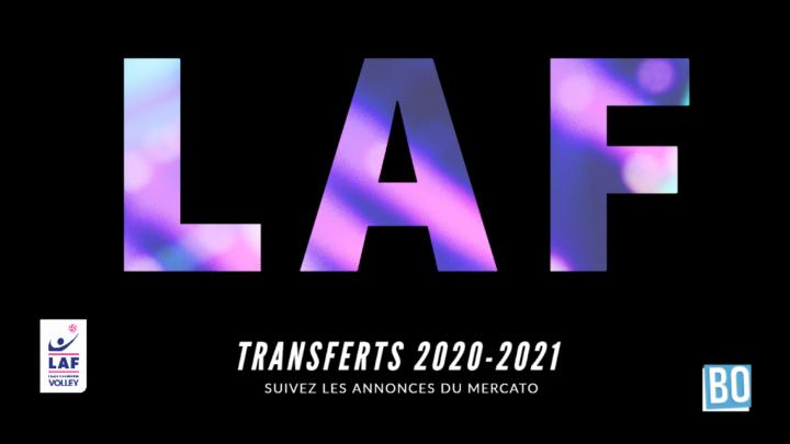 [LAF] Transferts et Rumeurs 2020-2021