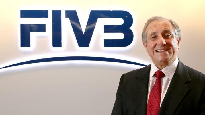 Le Président de la FIVB est soupçonné de détournement d'argent