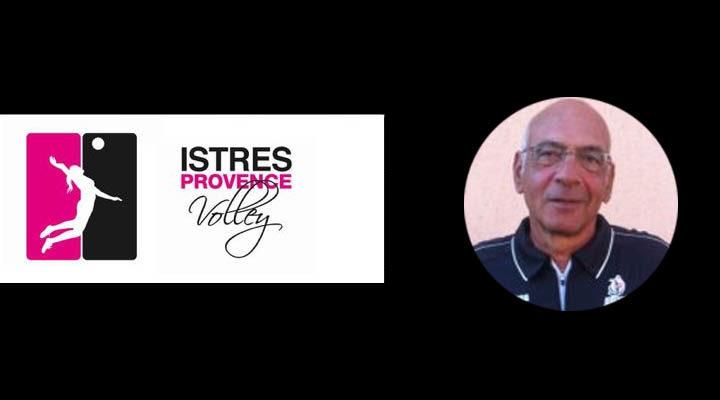 Communiqué de Gilbert Louis, Président d'Istres Provence Volley