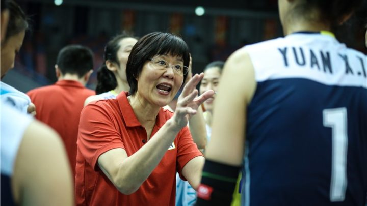 La Légende Chinoise et Coach de l'Equipe Féminine de Chine, Lang Ping, annonce sa retraite après les JO de Tokyo