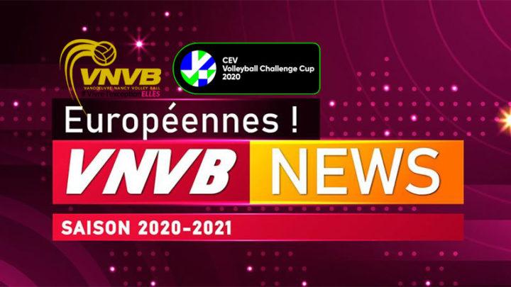 Le VNVB jouera au niveau européen en Challenge Cup la saison prochaine !