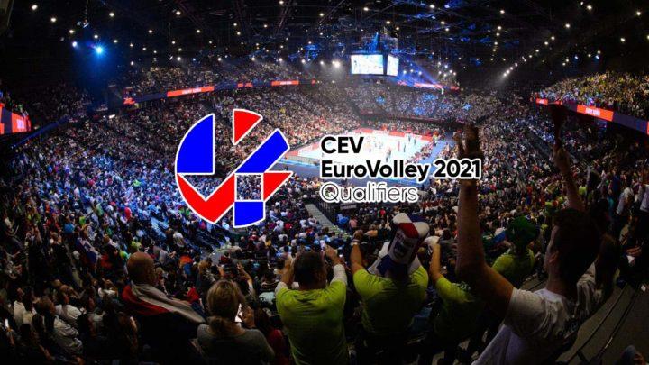 La CEV dévoile un calendrier adapté à la situation sanitaire actuelle des qualifications à l'EuroVolley 2021