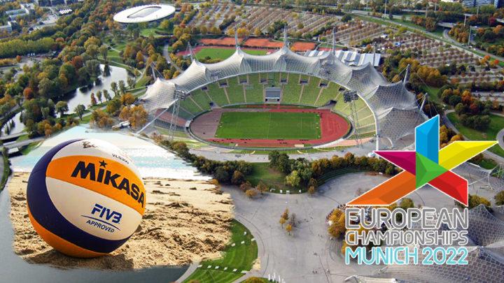 Les Championnats d'Europe Multisports 2022 accueilleront pour la première fois le BeachVolley