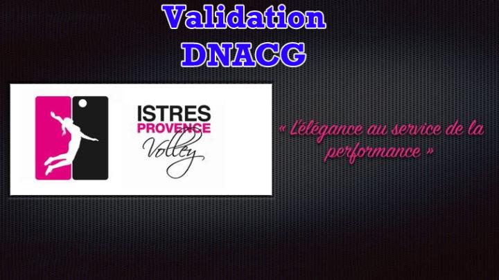 La DNACG valide Istres Provence Volley pour évoluer en Ligue A Féminine