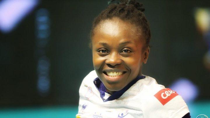 Fatou Diouck : « Etre dans le haut de tableau de la Ligue A Féminine et se qualifier en Coupe d'Europe avec le PAVVB »