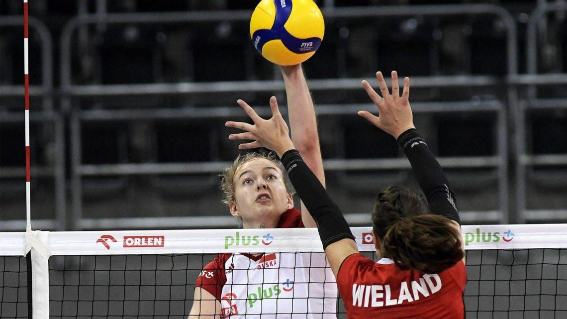 L'Equipe Féminine de Pologne bat la Suisse en au tie-break en match amical