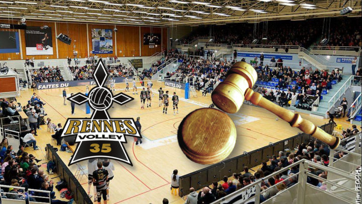 Rennes Volley 35 continue son naufrage