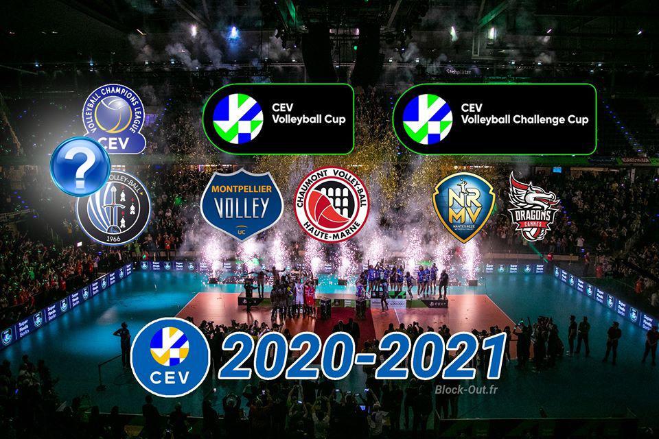 Défection de Tours Volley Ball pour la Ligue des Champions ?