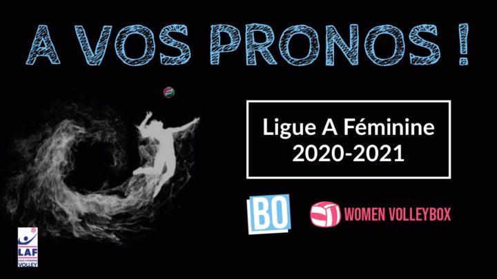 Ligue A Féminine 2020-2021 : Avec Block-Out et Volleybox, à vos pronostics !